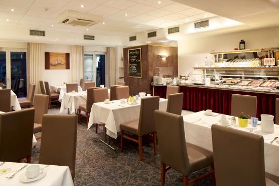 BEST WESTERN Hotel Helmstedt: Restaurant Chards