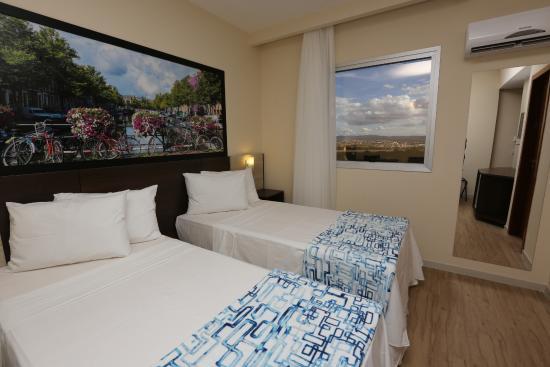 Amsterdam apart hotel a partir de r 137 montes claros for Aparthotel amsterdam