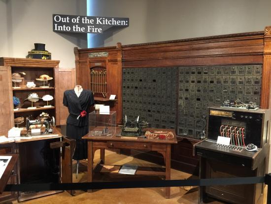 Ponca City, Оклахома: Pioneer Woman Museum