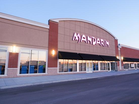 Mandarin Restaurant Ottawa Ontario