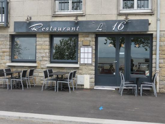 "restaurant ""Le 16"" Photo"
