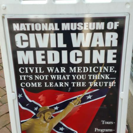 National Museum of Civil War Medicine: 20160525_111536_large.jpg