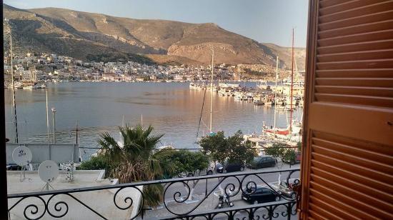 Pothia, اليونان: view from room no : 24