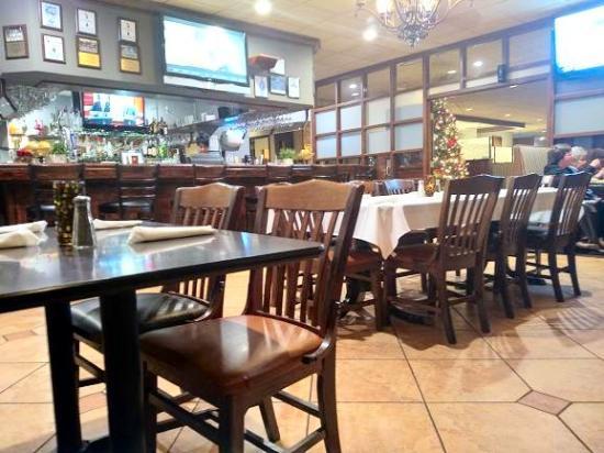 Clayton, NC: salad bar