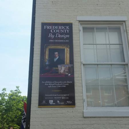 Historical Society of Frederick County: 20160525_112156_large.jpg