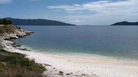 Agia Efimia, Grecia: Otra vista de Cala Ellinika.