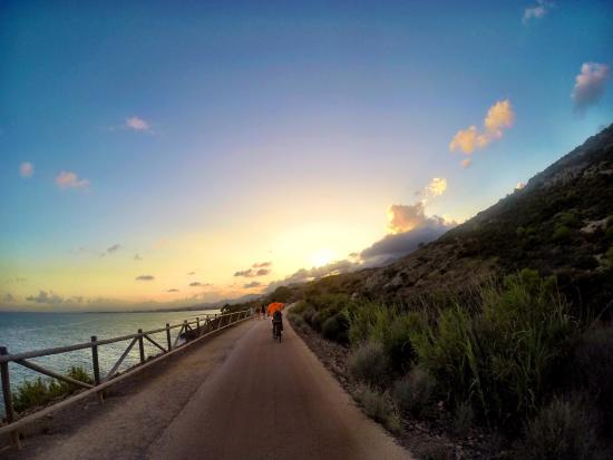 The Via Verde Green Route Photo