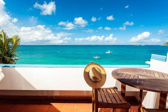 Le Petit Hotel : Oceanfront Private Terrace