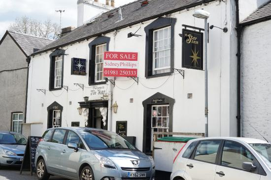 The Star Inn: It's for sale
