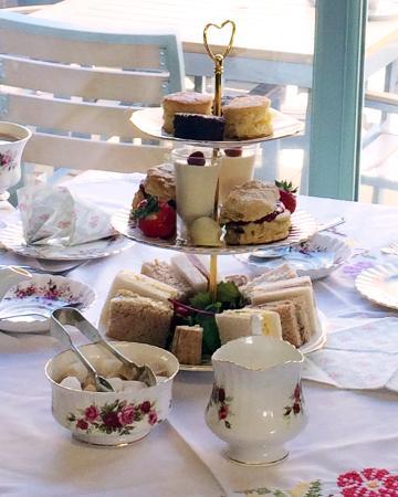 Swadlincote, UK: Vintage Tea