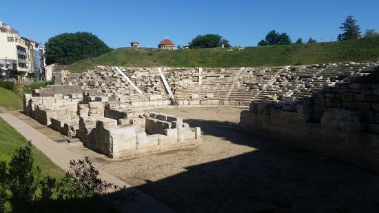 Archeo Theatro Larisas