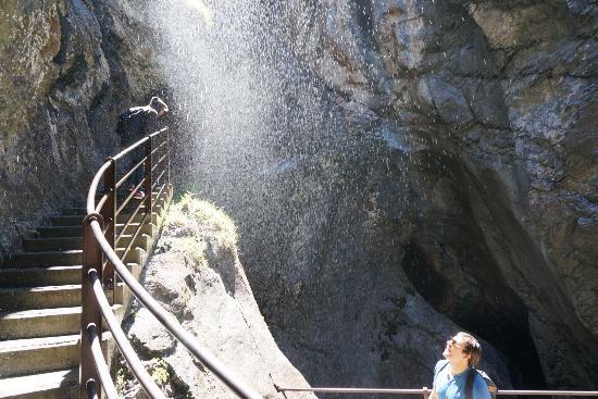 Lovely Lauterbrunnen And Trummelbach Falls