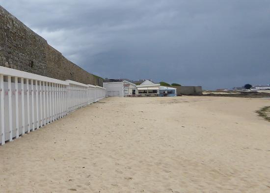 La grande plage port louis restaurant avis num ro de - Restaurant la grande plage port louis ...