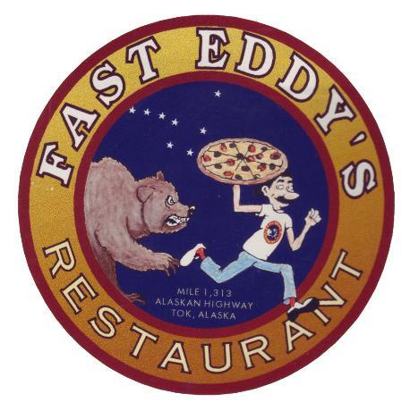 Tok, AK: Fast Eddy's Restaurant Logo