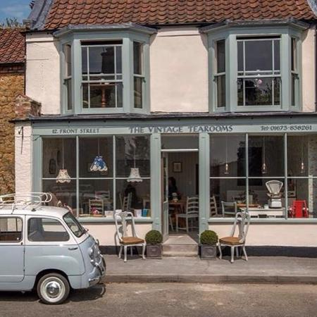 The Vintage Tearooms