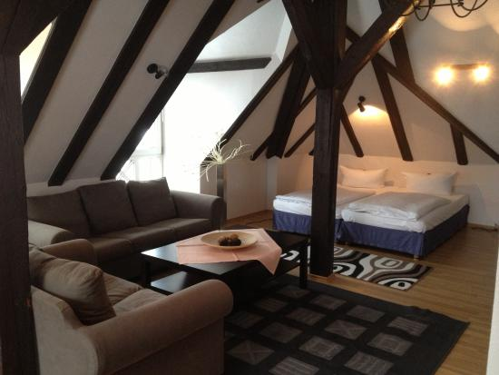 Parkhotel Helmstedt: Appartement