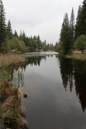 Idyllwild, CA: Lake Fulmor