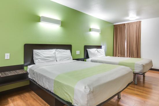 Longview, Teksas: Guest Room