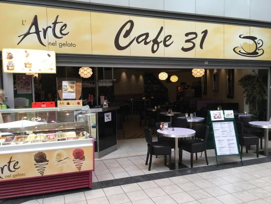 Naestved, Denemarken: Cafe 31