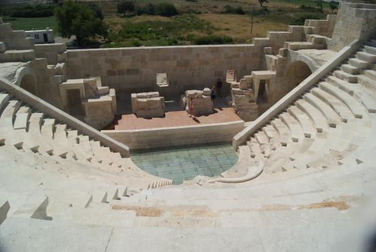 The Hotel Patara Viewpoint: THE LYCIAN ASSEMBBLY....