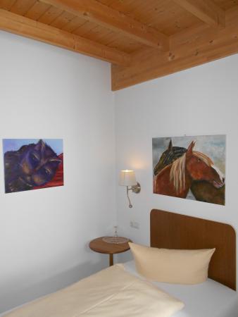 Hotel Leander: Einzelzimmer