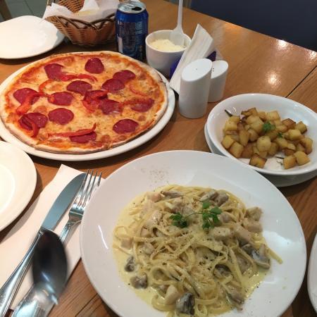 Biella Caffe Pizzeria Ristorante: Always satisfying