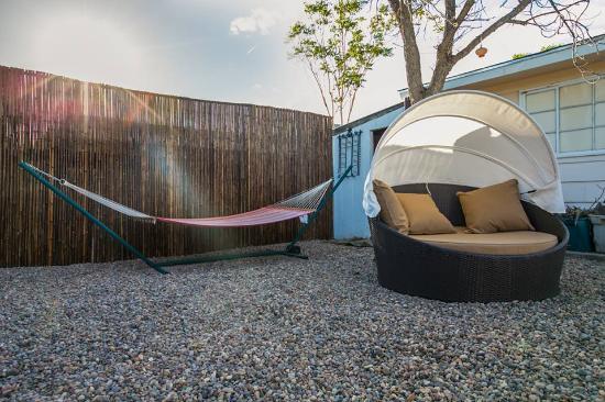 Masterpiece Medical Massage: Masterpiece Outdoor Spa