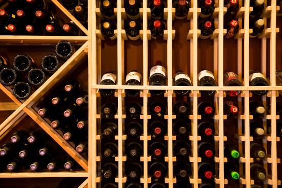 Carrabassett Valley, ME: 45 North features an extensive wine list