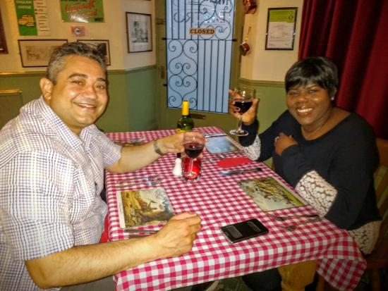 Memories Bistro: My birthday meal at Memories, thanks Hazel and Gordon.