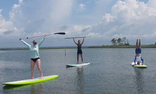 Island Fit Stand Up Paddleboard & Yoga
