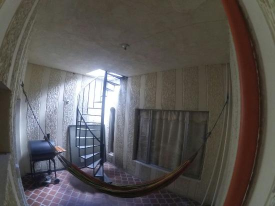 Tiger Hostal: Hammock