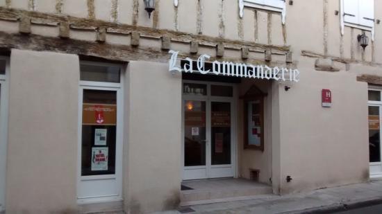 Hotel La Commanderie
