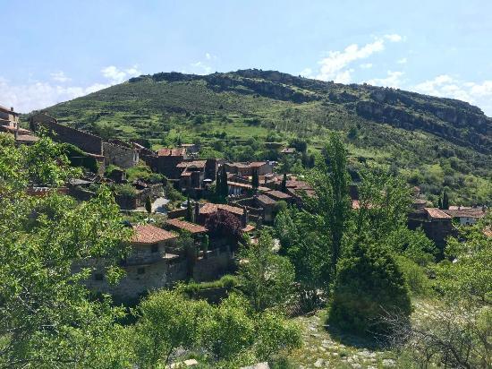 Patones, España: Foto del pueblo