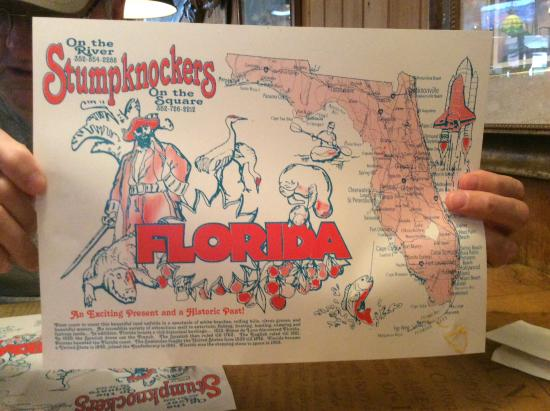 Inverness, FL: Placemat