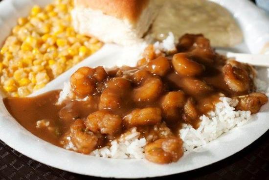 Broussard, لويزيانا: Shrimp Stew