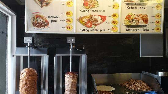 Dronningens Kebab