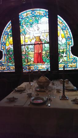 Casa-Museu Dr. Anastácio Gonçalves : Dinner, anyone?