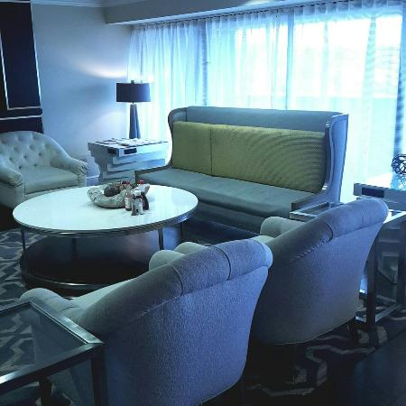 Sheraton Mission Valley San Diego Hotel Suite With 2 Beds