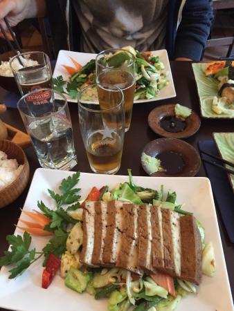 Restaurang Kokyo: Toppen veganskt!