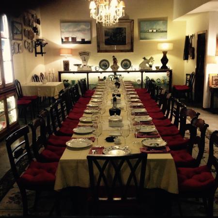 Sala de Jantar - Mesa para 30
