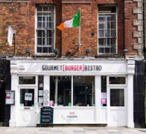 Photo of American Restaurant Gourmet Burger Bistro at 8 Bridge Street, Cork 0, Ireland