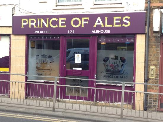 Rainham, UK: Prince of Ales