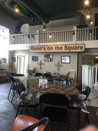 Reno's On The Square