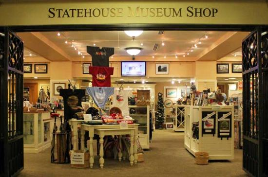 Statehouse Museum Shop