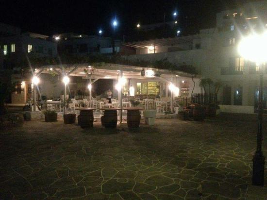 Sifnos, Greece: Medusa