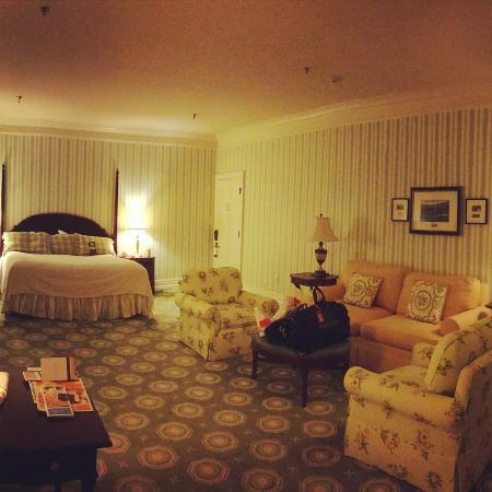 Hot Springs, VA: Room