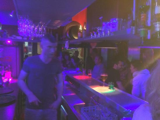 Bar-le-Duc, France: Ambiance boîte!!!!
