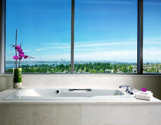 ذا ويستن بيلفيو: Presidential Suite Bathroom