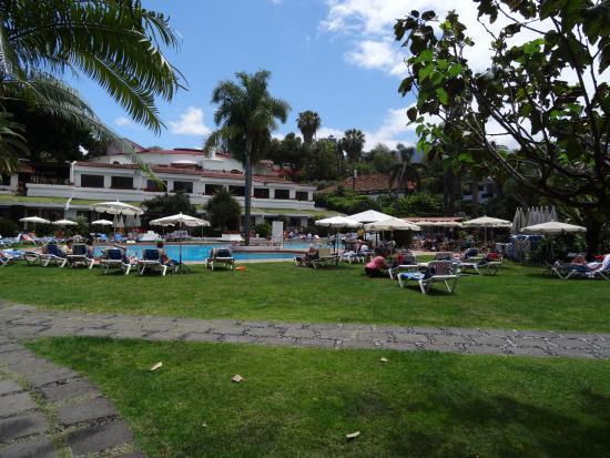Sol parque san antonio picture of parque san antonio - Sol parque san antonio puerto de la cruz ...
