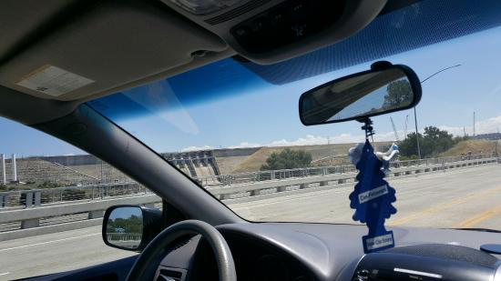 Folsom Dam and Powerhouse